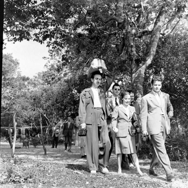 Walt Disney (1941, photo by Hart Preston)