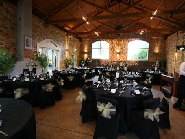 Sharedspace > Event Space > Private Functions at Carrington's Pumphouse