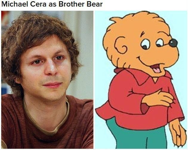 Cartoon Characters Voiced By Celebrities : Celebs you didn t know voiced your favorite cartoons