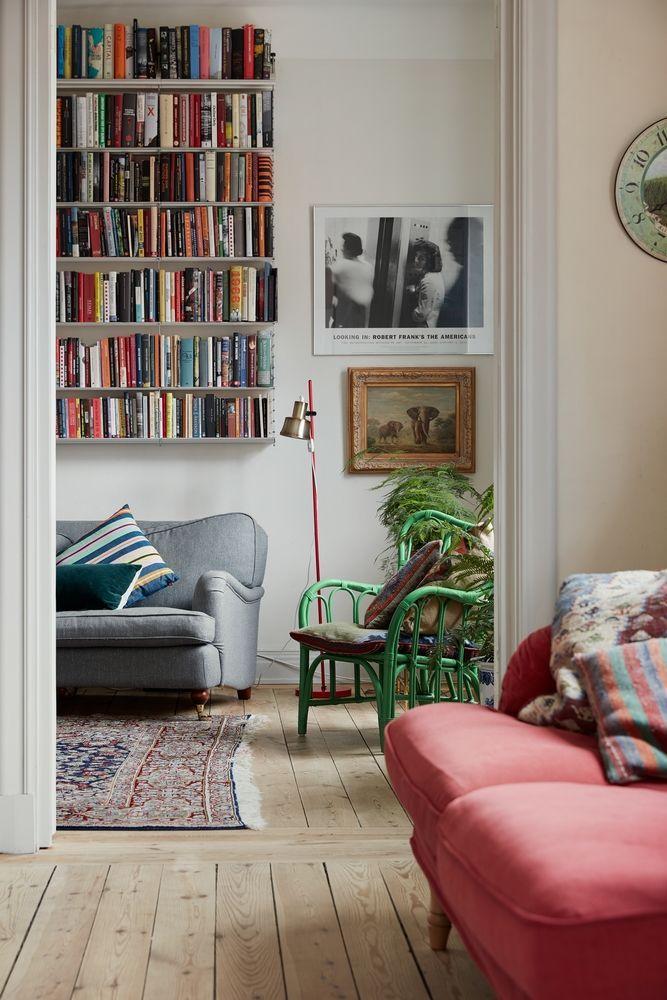 CHARMANTE SIMPLICITÉ in 2019 | Living room sitting room salon ...