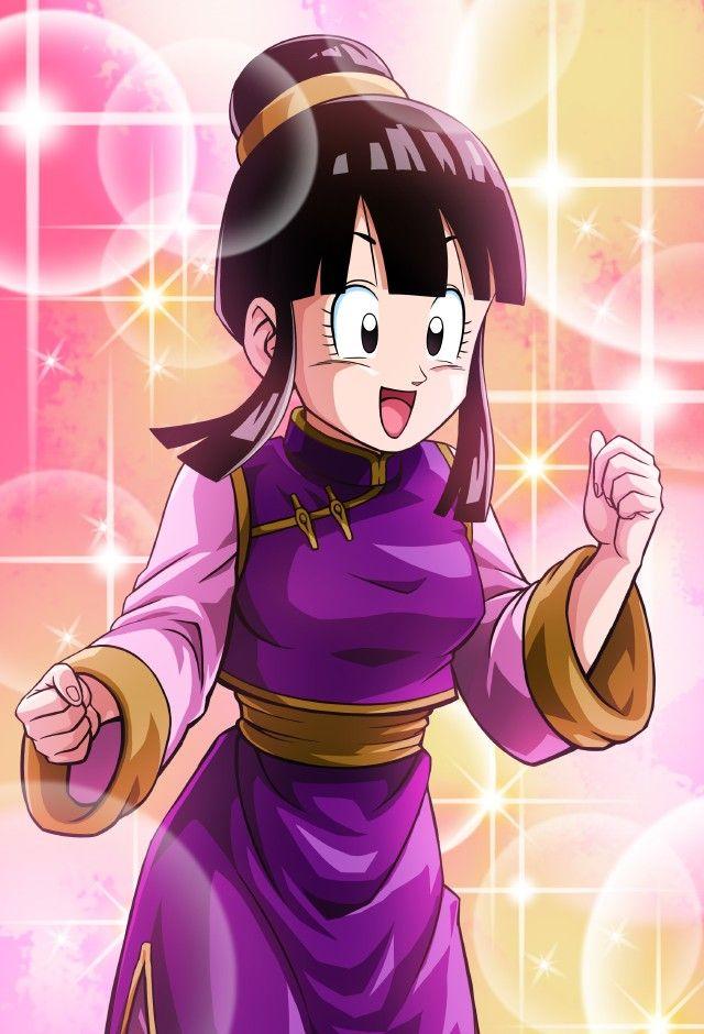Chi-Chi (Cell Saga) card [Bucchigiri Match] by