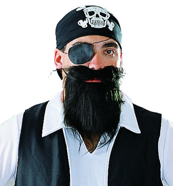 Nice Costume Accessories Pirate Bandana just added...