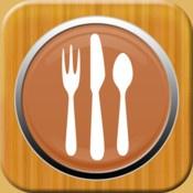 My Recipe Book app.