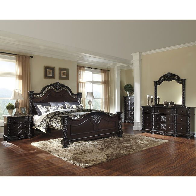 56 best ASHLEY FURNITURE images on Pinterest | Queen bedroom sets ...