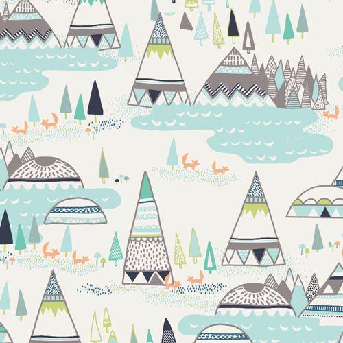 Woodland-Pine Sarah Watson