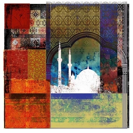 Gallery One   Collectable Prints   Current Exhibition   Middle Eastern Mosaic   Middle Eastern Mosaic 02