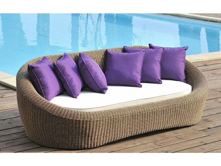 25 best ideas about polyrattan sofa on pinterest rattan. Black Bedroom Furniture Sets. Home Design Ideas