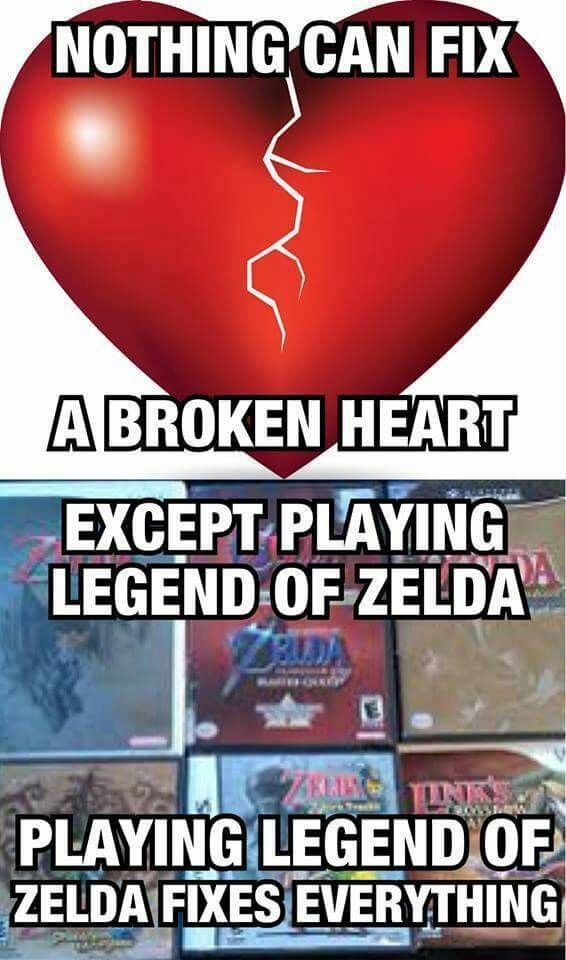 A little bit LoZ to cheer you up. well atleast give it a try