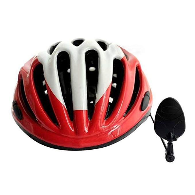 Tiean Univesal Bike Helmet Mirror Adjustable Mtb Road Bicycle