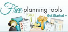 If you are getting married, free planning tools!
