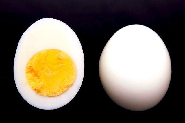 Uova sode perfette