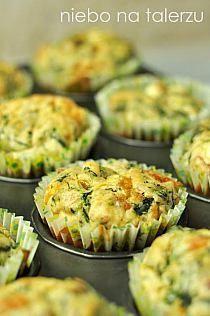 Muffiny, babeczki - przystawka na imprezę