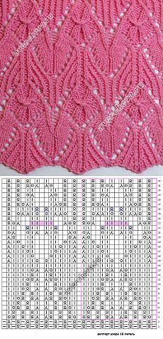 Pattern 456 |  kötés minta tűkkel könyvtár