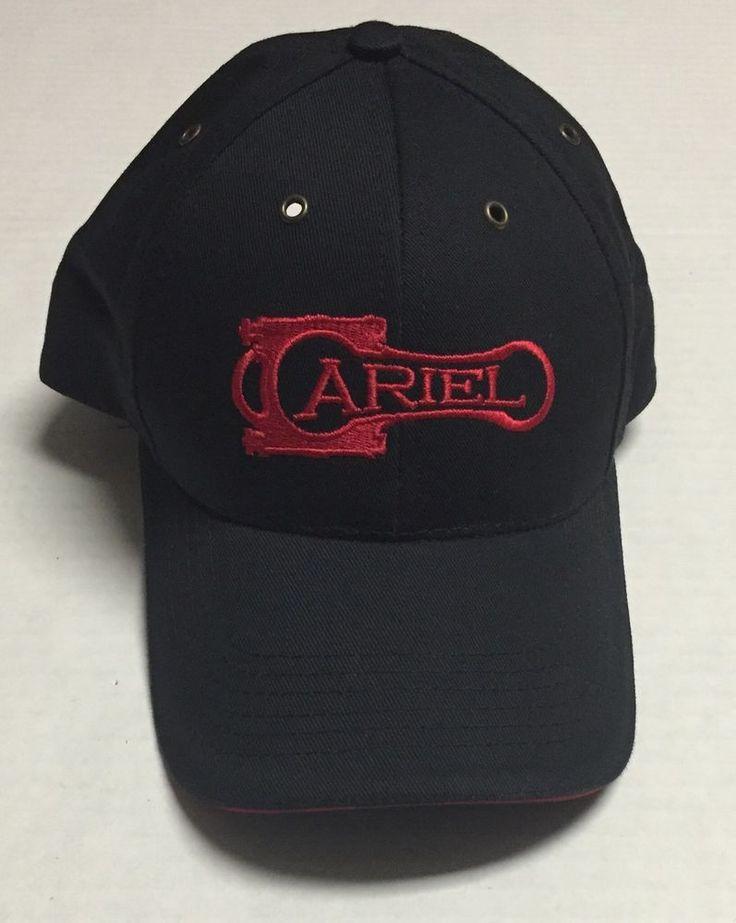 Ariel Corporation Strapback Hat World Standard Compressors Made In The USA #BaseballCap