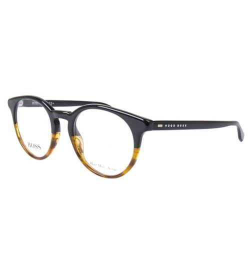 Hugo Boss BOSS 0681 Men's Glasses - Black