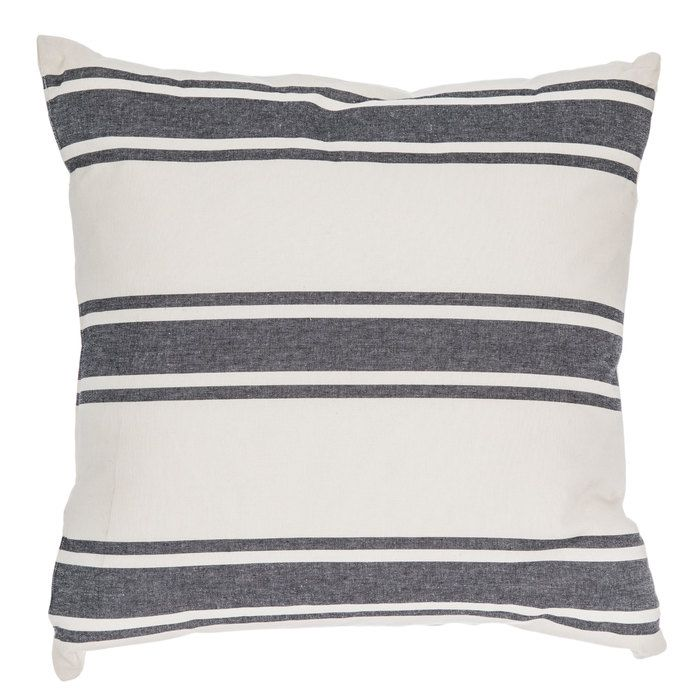 Natural Black Striped Pillow Hobby Lobby 1651686 In 2020 Stripe Pillow Unique Furniture Pieces Pillows