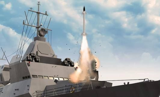 India and Israel jointly developed Long Range Surface to Air Missile (LRSAM) Barak 8 was successfully test fired from INS Kolkata. The firing trial of the LR SAM