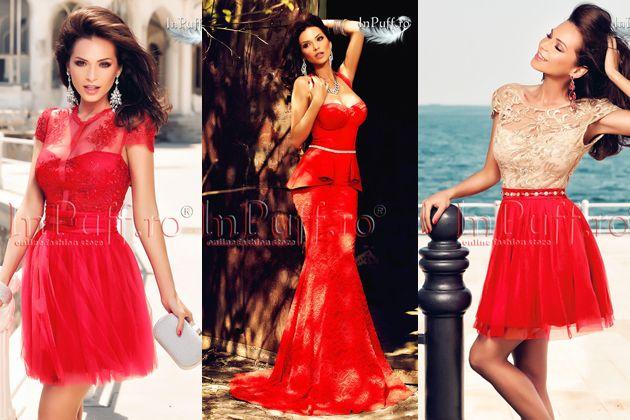 Modele de Rochii Rosii Scurte si Lungi Online -> http://www.fashion8.ro/shopping/932-modele-de-rochii-rosii-scurte-si-lungi-online