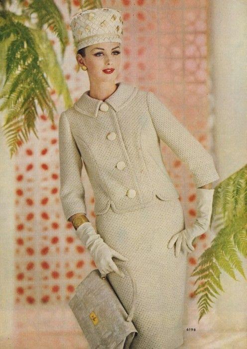 McCall's Pattern fashions 1960s
