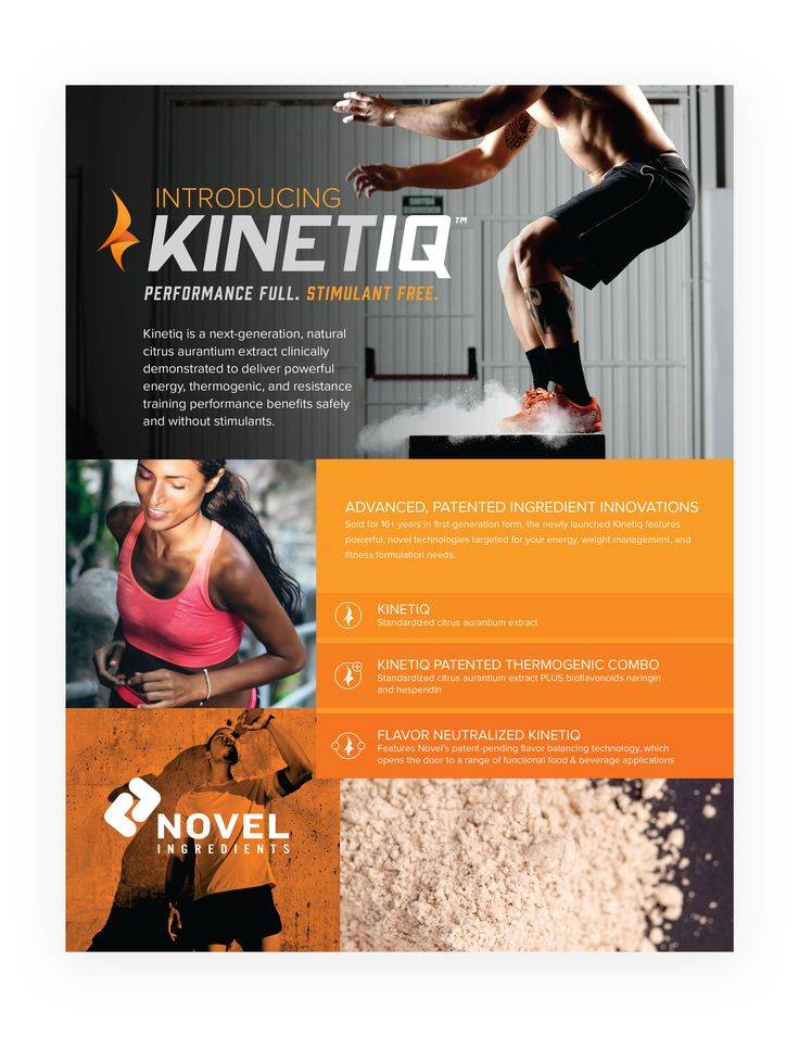 Wellness Ingredient Brand Case Study Nutraceuticals for