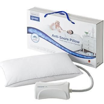 Anti-Snore Pillow, with Smart Technology