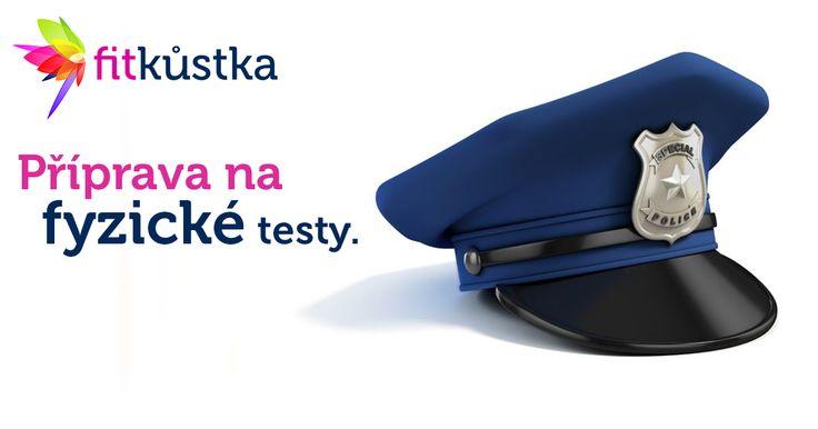 Příprava na fyzické zkoušky u Policie. http://www.fitkustka.cz/clanky/priprava-na-fyzicke-zkousky-u-policie