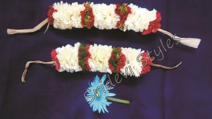fresh flower for bridal hair decoration | Fresh flowers ...