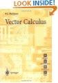 Vector calculus by mathews