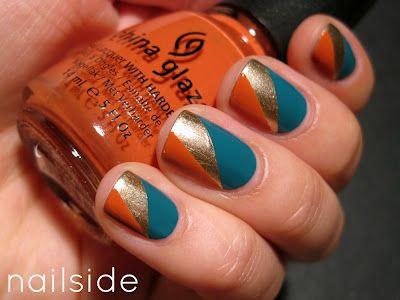 Nailside: Divergence