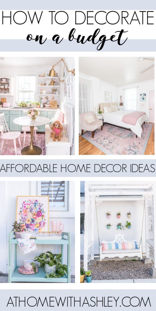 Home Decor On A Budget In 2020 Home Decor Affordable Home Decor
