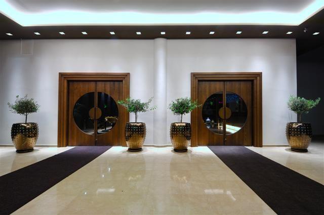 Doors, Royal Heights Resort Villas & Spa
