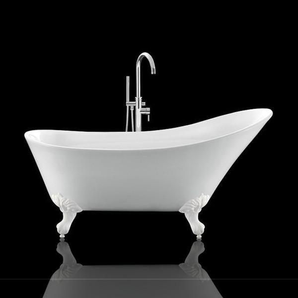 Oltre 25 fantastiche idee su vasca da bagno vintage su pinterest tendaggi vintage doccia per - Vasca da bagno retro ...