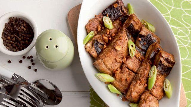 Easy Bangus Salpicao Recipe | Kusina Master Recipes
