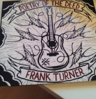 Die Abenteuer von Mr. Beard und Mrs. Brooch: Favorite Song Lyrics– Part One: Frank Turner