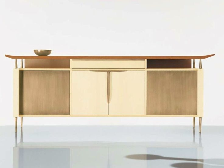 Sideboard with doors with drawers sc1012 percorsi for Oak arredamenti