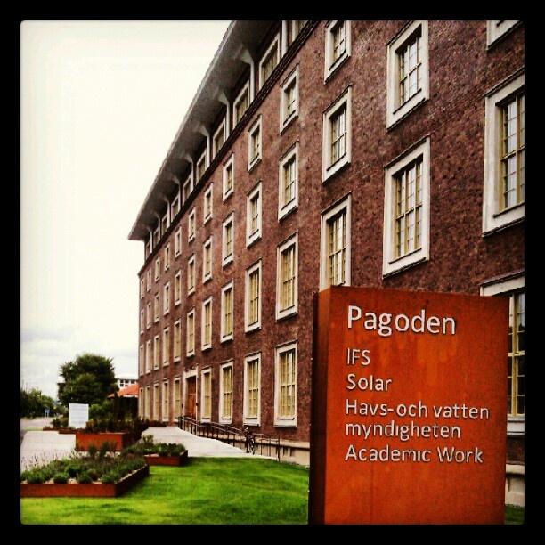 "@academicwork's photo: ""God morgon från Göteborgskontoret!"""