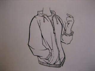 Manga Interest Mangainterest.blogspot.com manga anime jacket cloth how to draw wrinkles
