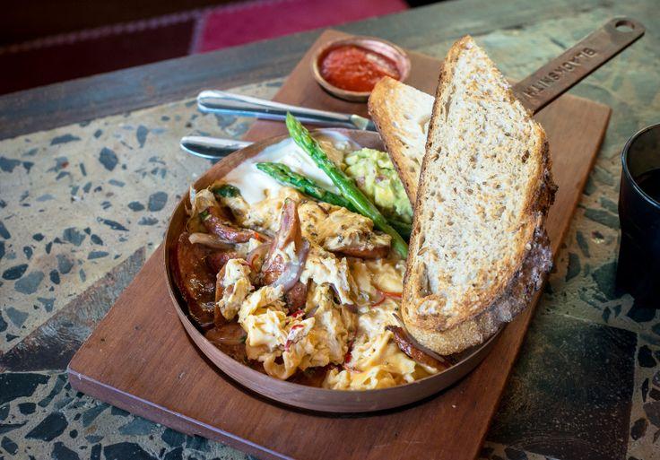 Blacksmith, café in Surry Hills, Toby's Estate coffee, bakery - Broadsheet Sydney - Broadsheet