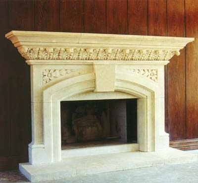 17 best images about for the home on pinterest red for Tudor style fireplace