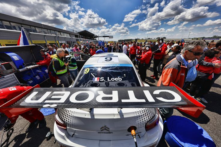 09- Sebastien Loeb - Citroen Total WTCC
