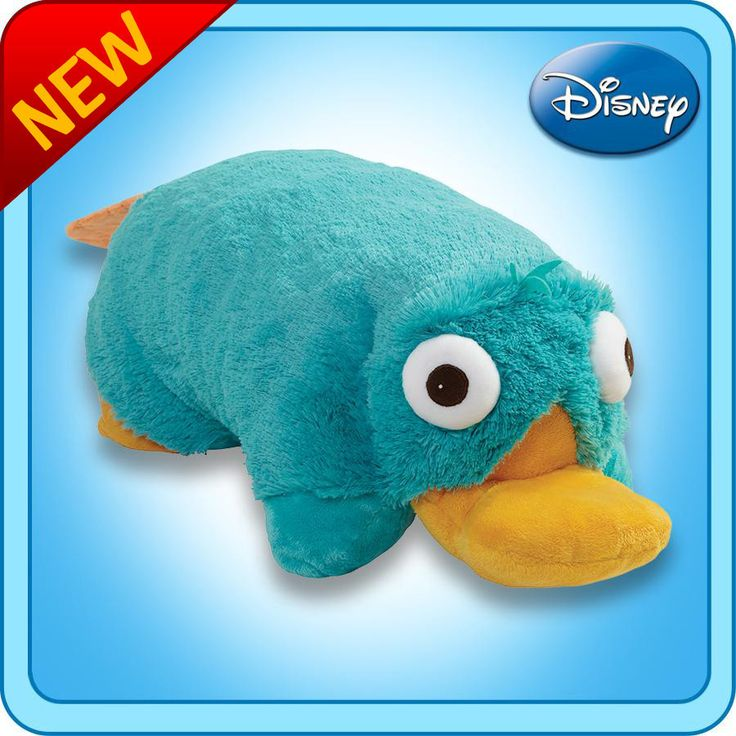 Perry the Platypus | My Pillow Pets® Canada