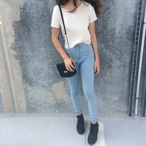 ### #fashion #shoes #handbag #blouse #pants
