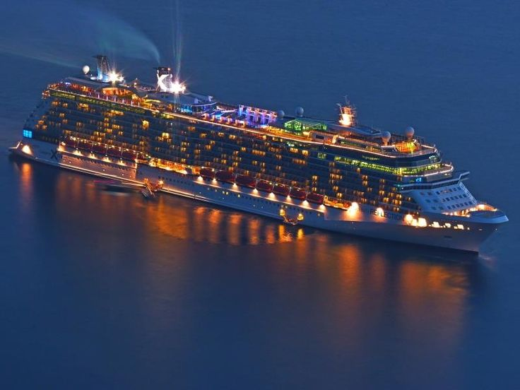 29 Stunning Pictures of Celebrity's Newest and Biggest Cruise Ship: http://www.placesyoullsee.com/29-stunning-pictures-of-celebritys-newest-and-biggest-cruise-ship/