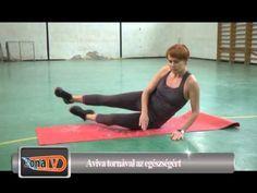 Zona TV - Aviva tornával az egészségért - YouTube