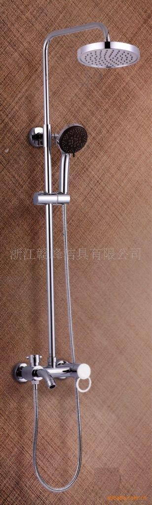 289.00$  Watch here - http://aliczk.worldwells.pw/go.php?t=32610888142 - Tiger Ben bathroom full copper shower suite shower suite full copper shower faucet shower head suit 289.00$