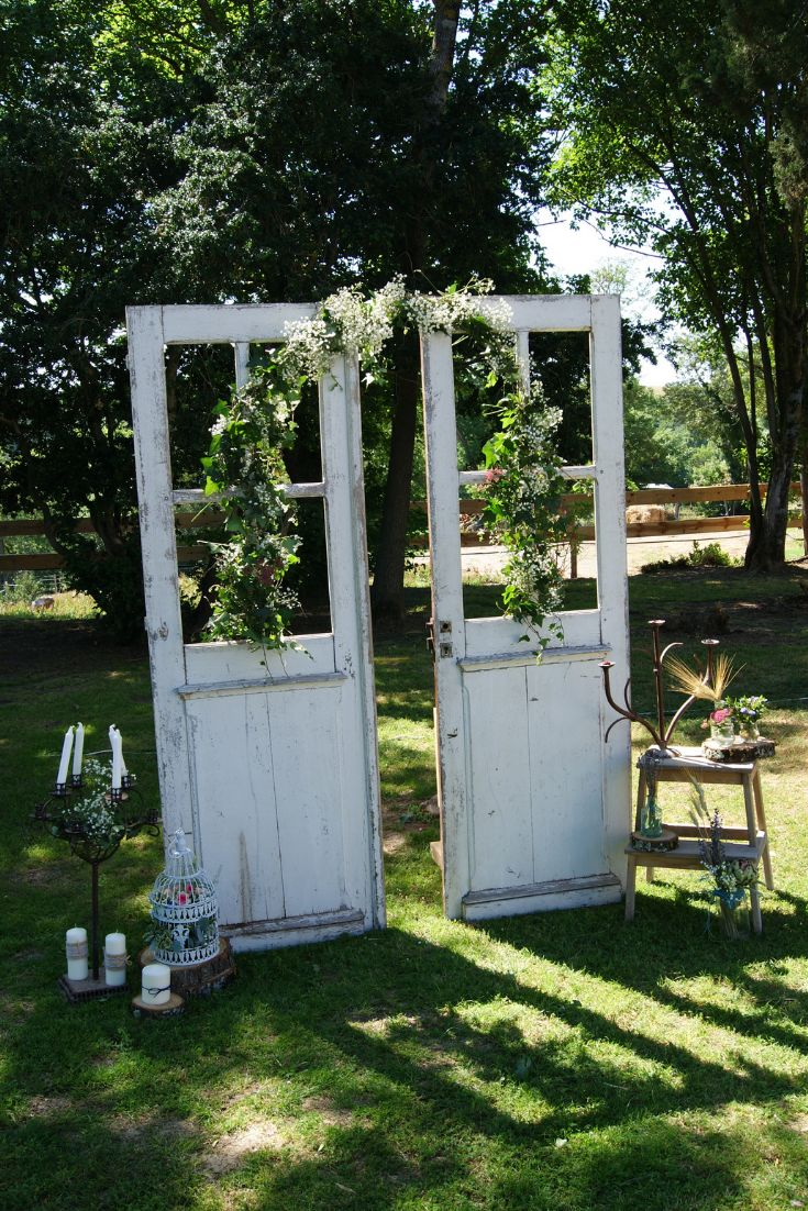 10 fabulous ideas to decorate the places of your secular ceremony