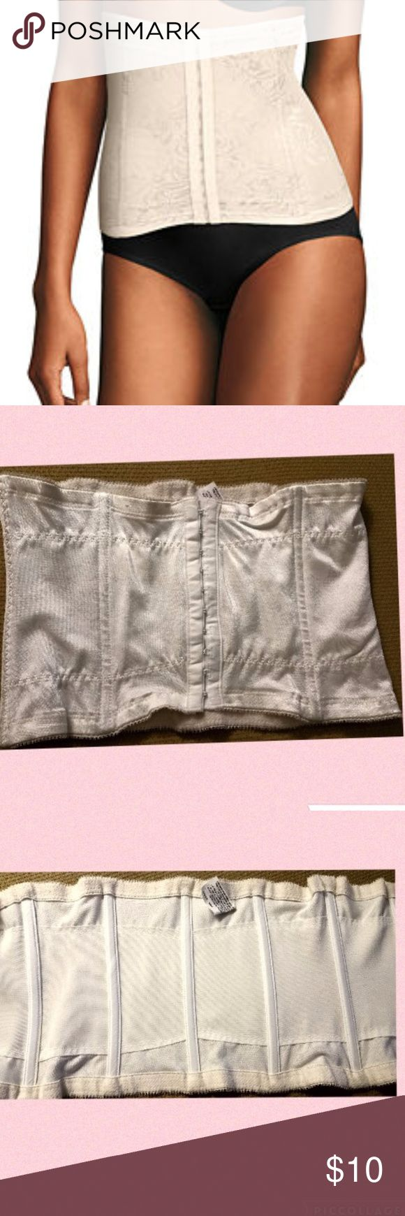 Vintage Topless Corset Waist Cincher Girdle Boned Vintage Adonna Topless Corset Waist Cincher Girdle Boned Shapewear  Large Nylon/Spandex Good condition Adonna Intimates & Sleepwear Shapewear