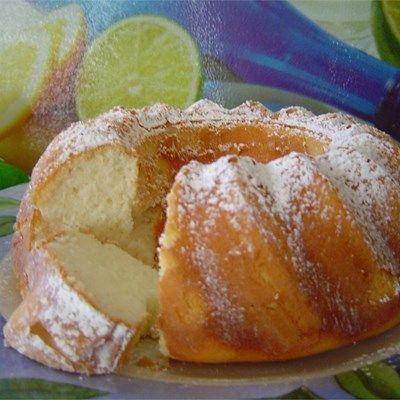 Lemon Fluff Cake