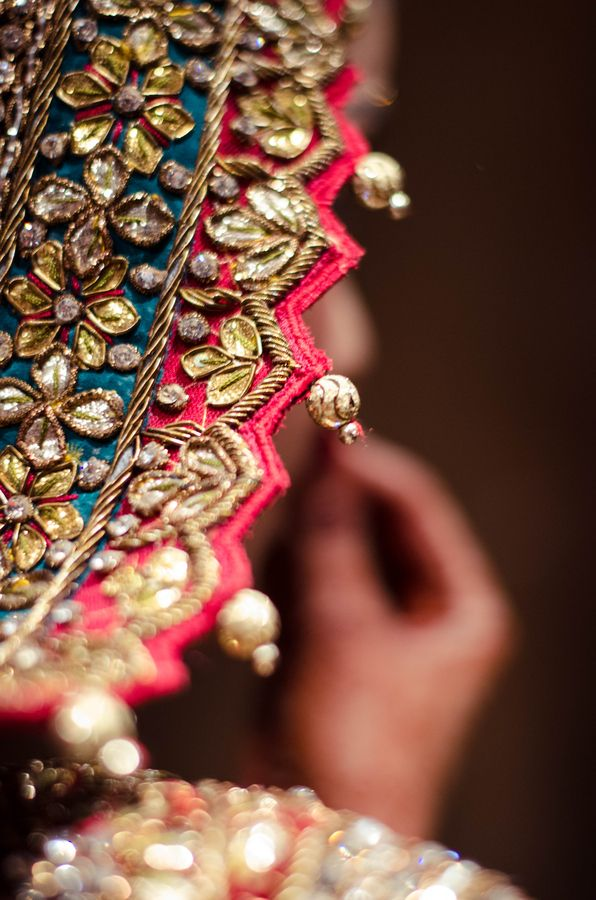 #Indian, #Desi #Embriodery ~ it's all in the details