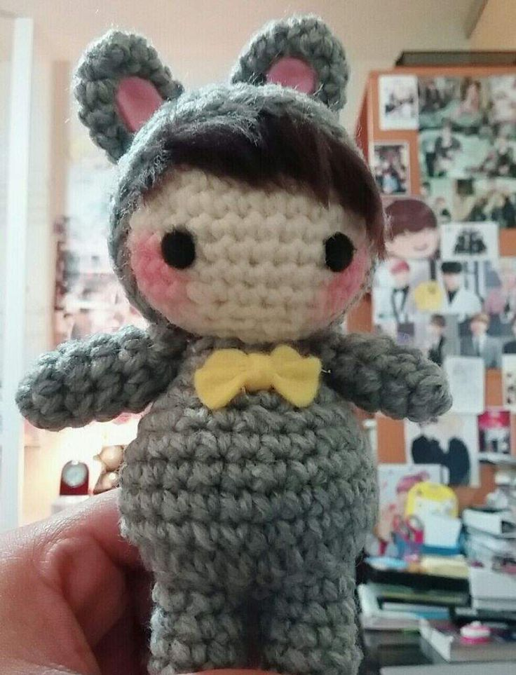 Baby kookie amigurumi~ | ARMY's Amino